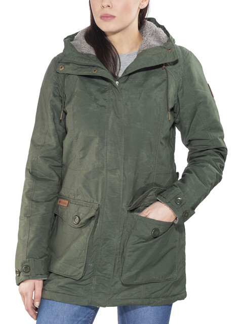 Columbia Prima Element Jacket Women Gravel
